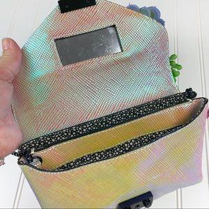 Loeffler Randall Bags - 🆕 Loeffler Randall Pearl Jr. Lock Clutch Bag G301